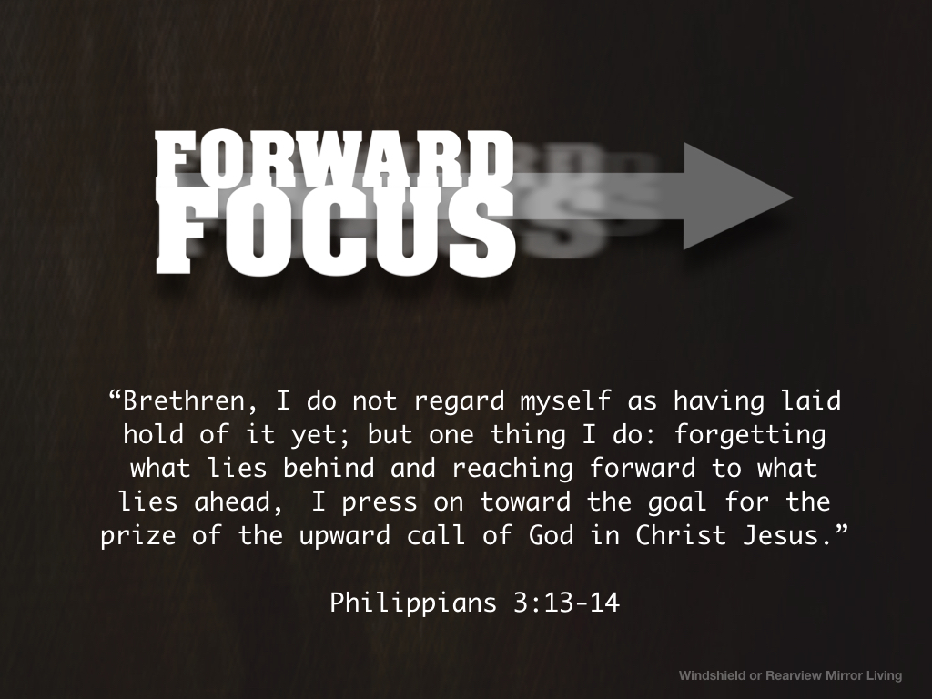 FORWARD FOCUS
